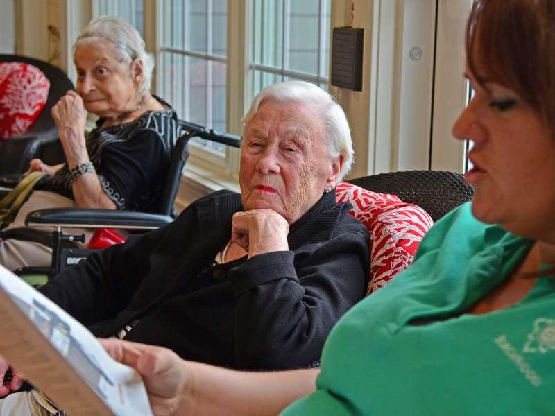 Skilled nursing & senior rehab: Village at Kendallville ...